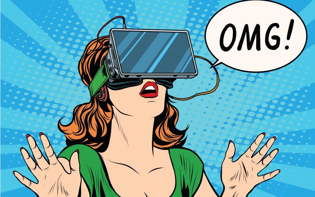 Augmented & Virtual Reality – Technologien für die Verlagsbranche Teil 6